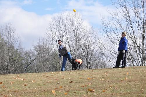 Benton, Fia, and Carson