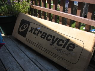 Xtracycle is here!