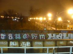 WERM & HALO (Billy Danze.) Tags: chicago graffiti cab bad halo 312 tfo j8 werm