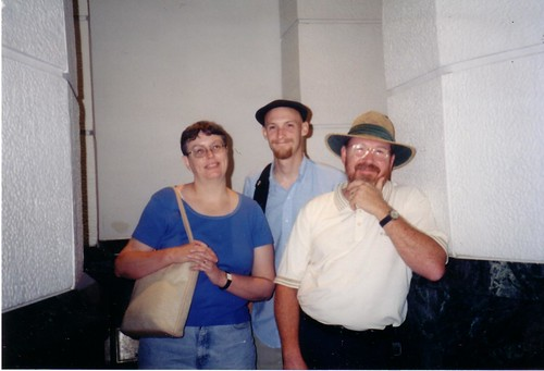 Mom, Christopher and Dad