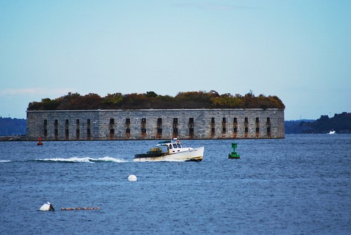 Fort Gorges, Maine