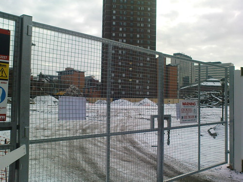 Aston University Student Residences - Phase II - demolition