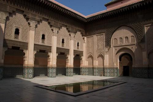 Ben Youssef Madrassa Marrakech