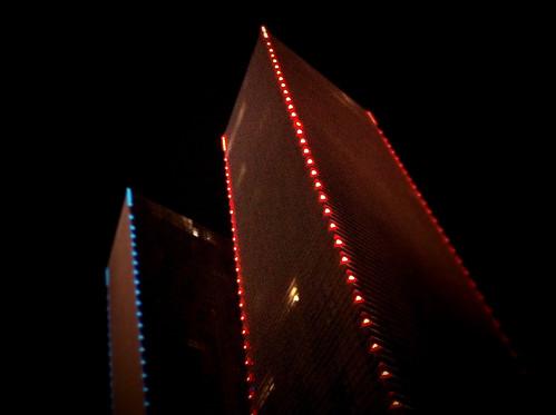 Las Vegas towers