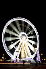 La Grande Roue - Paris (skeap1) Tags: paris france grande concorde nuit roue tuilerie