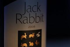 Look before you leap (Elly Snel) Tags: bottle wine rabbits fles wijn konijnen 1210sh9