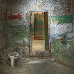 Eastern States Penitentiary- Looking Thru The Door thumbnail