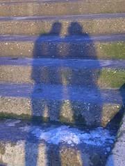 (greentshirtjoe) Tags: liverpool shadows steps crosbybeach