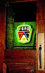Ford Door.jpg (corvar) Tags: old city camping musician snow elephant art monument nature grave sex stone campus fun town football neon alone child head stadium antique top south bbw rolltide famous cemetary president alabama jazz grand tourist tent best swing gas mesaverde tuscaloosa destination swingset mansion denny tradition sax desolate amateur monolith chimes castroneves labonte jackdaniel