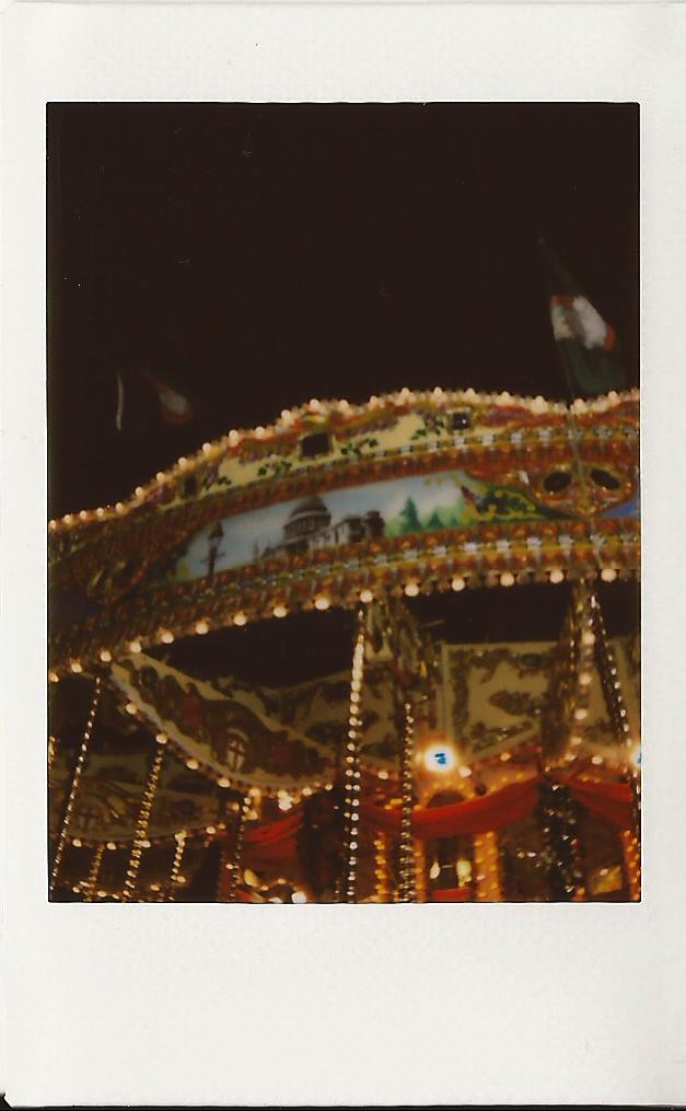 German Market Carousel instax 2