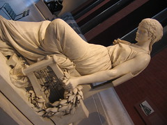 Sappho -side (krigud) Tags: sculpture usa newyork sappho metropolitan metropolitanmuseumofart 2007 musum