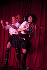 Cabared @ Phoenix Theatre (acon online) Tags: aids hiv redribbon glbt lgbt acon illwarra cabared