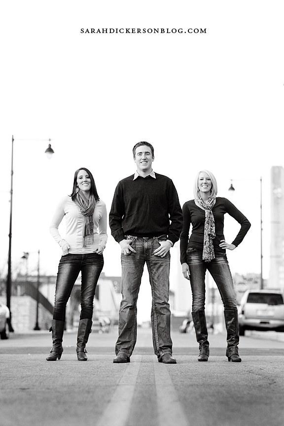 Crossroads Arts District Kansas City family photos