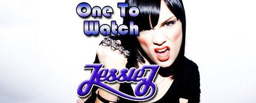One To Watch - Jessie J