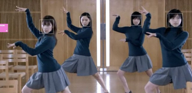 uniqlock  face detection edition kit da studio