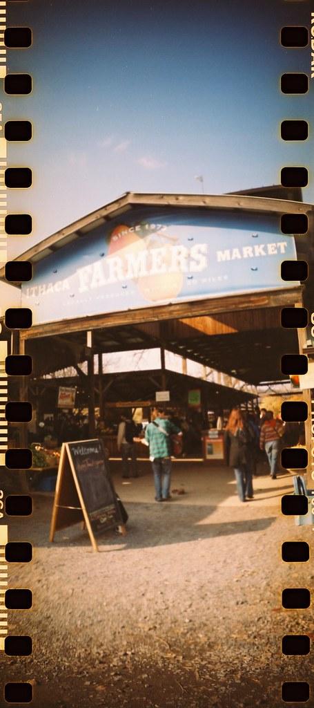 Ithaca Farmer's Market