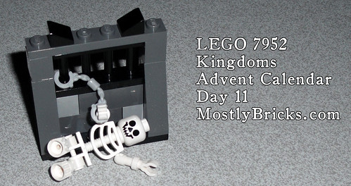 LEGO 7952 Kingdoms Advent Calendar – Day 11