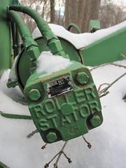roller stator (Ellen Bulger) Tags: manmade manufactured anthropogenic