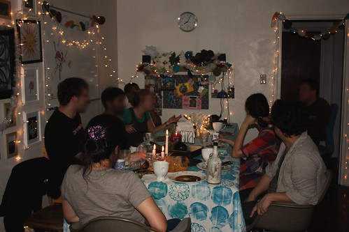 Annual Cohort Holiday Dinner (Blurred)
