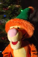 Santa Tigger