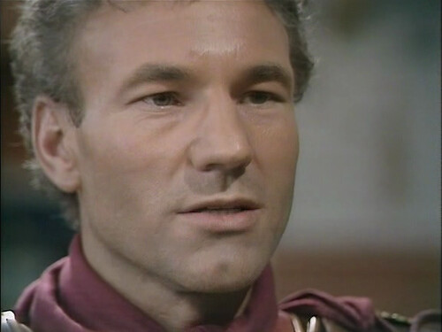 ... life's greatest mysteries: How did Patrick Stewart look like with hair?