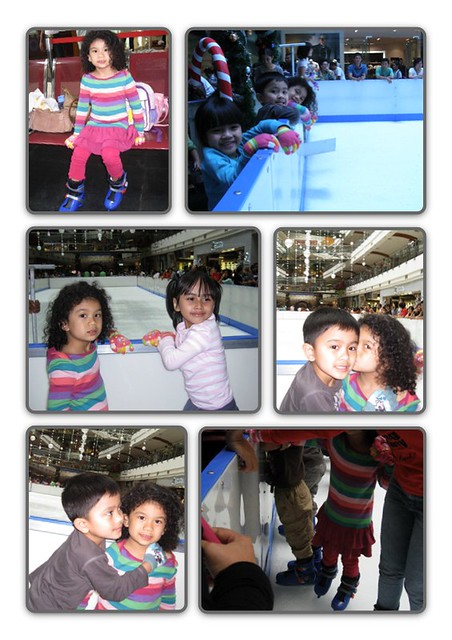1st time ice skating