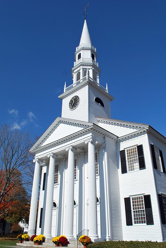 The First Congregational Church of Litchfield