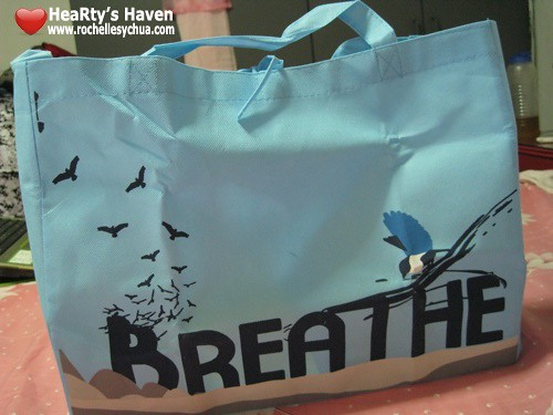 breathe sm eco bag