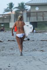 DSC_0183 (gen-why media) Tags: sexy girl pier sara surf jessica florida surfer wave bikini hottie jupiter swell lexi juno chron genwhy