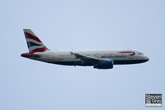 G-EUPT - 1380 - British Airways - Airbus A319-131 - 101212 - Heathrow - Steven Gray - IMG_6659