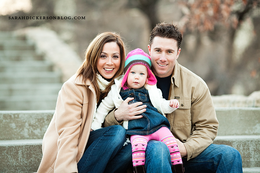 Union Station Kansas City family portraits