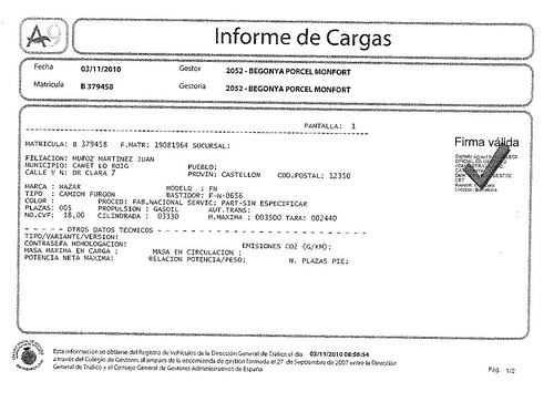 Informe trànsit Nazar