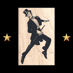 Fred Astaire Dancing in Tuxedo Rubber Stamp (RubberShow) Tags: man black scrapbooking paper dance dancing famous craft rubber stamp tuxedo fred etsy rubberstamp rubberstamping craftsupplies papercrafts fredastaire fredastaireandgingerrogers craftstamps