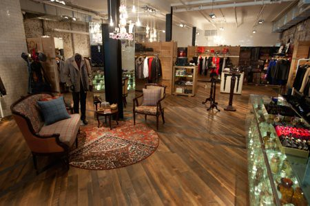 Ted Baker Store Opening