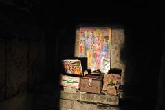 Gori Temple (Black-Z-ro [200,000+ views]) Tags: temple desert muslim culture well karachi hindu jain sindh mithi thar gori marvi umerkot chhor tharparkar nagarparkar irfanahmed blackzero blackzro irfanahmed76