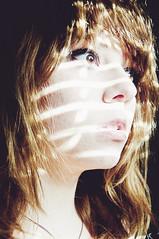(yyellowbird) Tags: light selfportrait girl face lines cari browneyes idontlikemyface