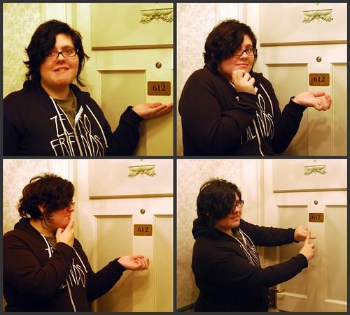Amanda & The Door