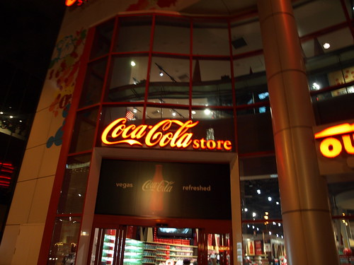 Coca-Cola Store – Las Vegas, Nevada