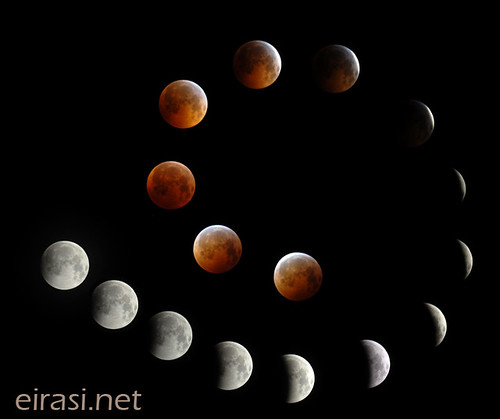 Lunar Eclipse 21st December 2010