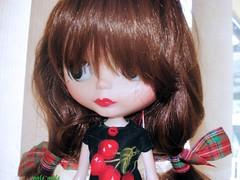 Miriam sporting longer hairs