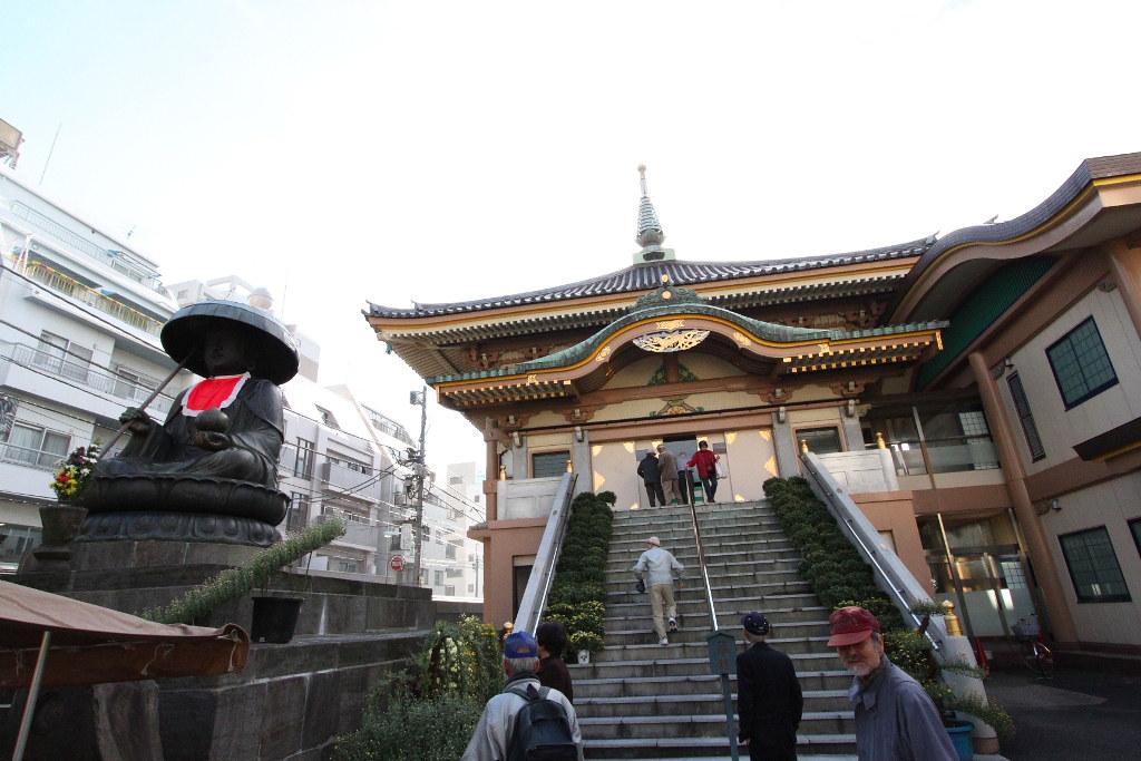 Sugamo and Komagome Walking Guide (31)