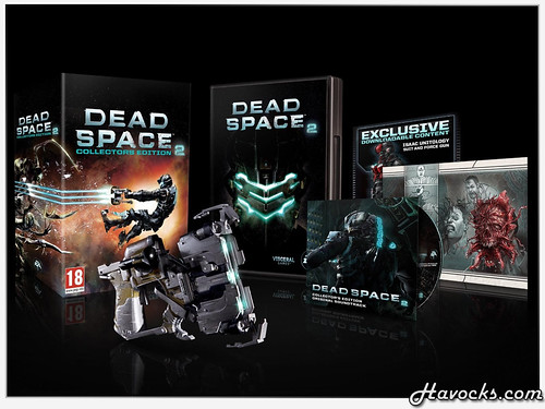 Dead Space 2 Collector - Xbox 360 - 01