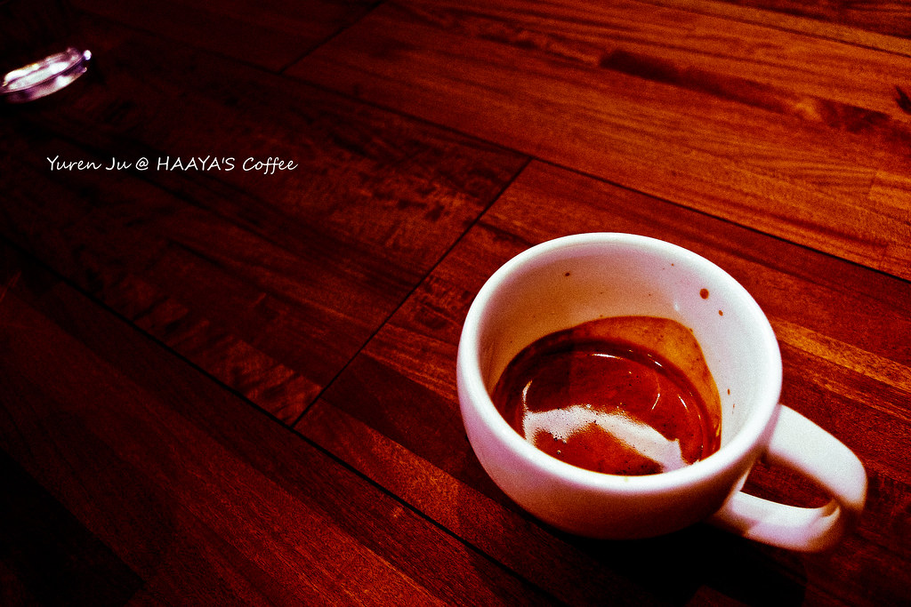 Espresso @ HAAYA's Coffee
