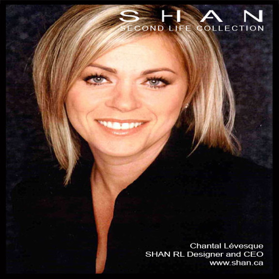 4Chantal Levesque SHAN RL CEO