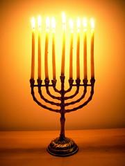 Menorah (Musical Mint) Tags: light toronto ontario canada beauty lights warm candles candle bright chanukah atmosphere festivaloflights hanukkah menorah musicalmint