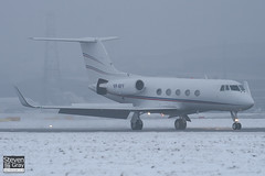 VP-BFF - 186 - Private - Gulfstream II SP - Luton - 101222 - Steven Gray - IMG_7223