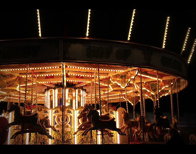 Rochester Christmas Fair - Carousel