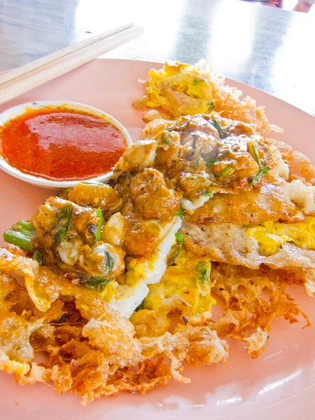 Fried Oysters (Or Chien)