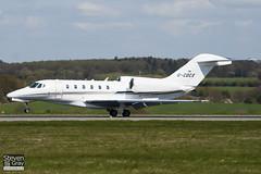 G-CDCX - 750-0194 - Private - Cessna 750 Citation X - Luton - 100421 - Steven Gray - IMG_0161