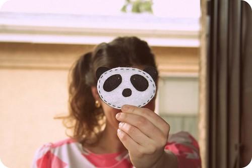 Panda Panda Pin